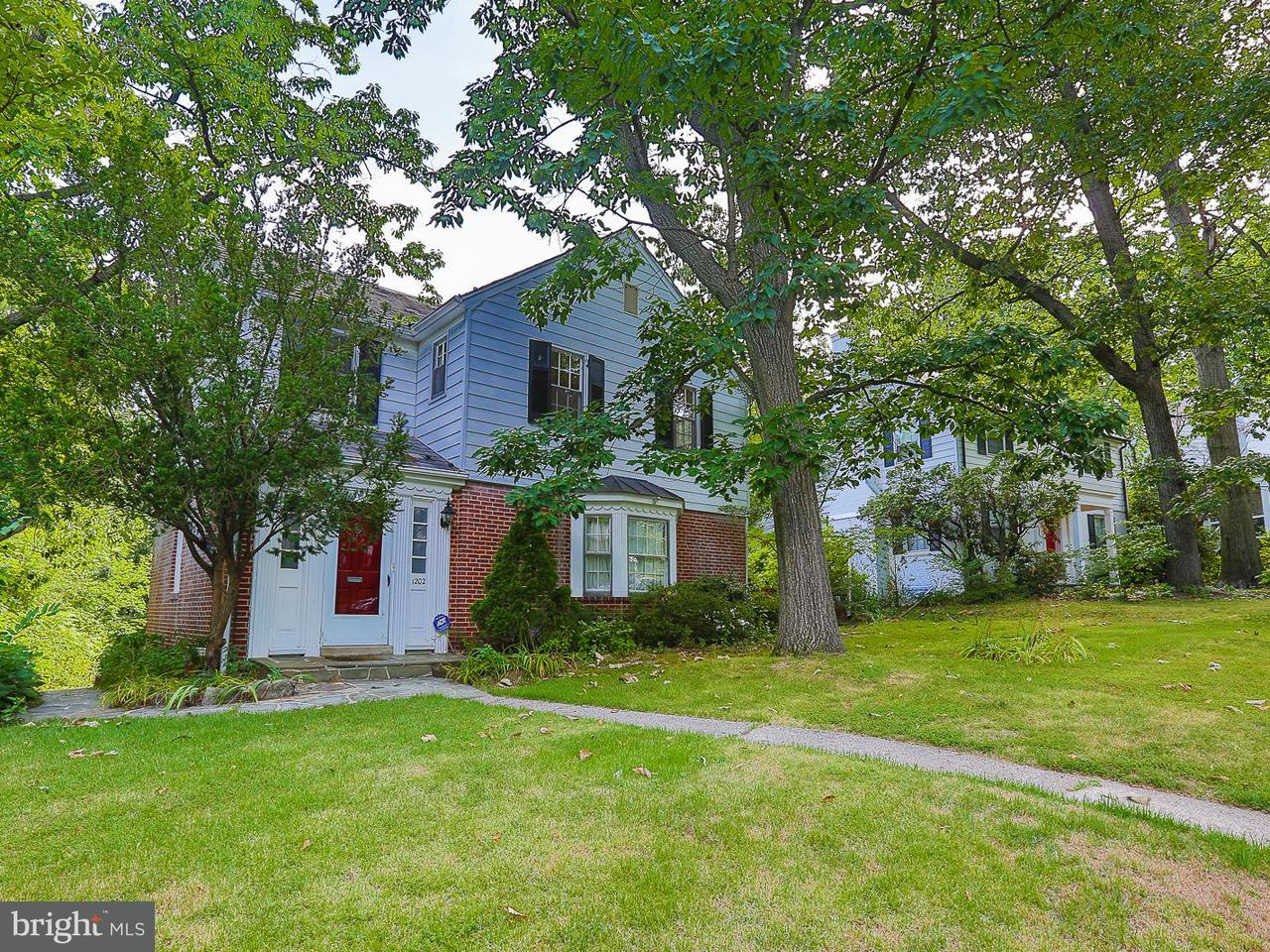 Single Family for Sale at 1202 Southview Rd Baltimore, Maryland 21218 United States