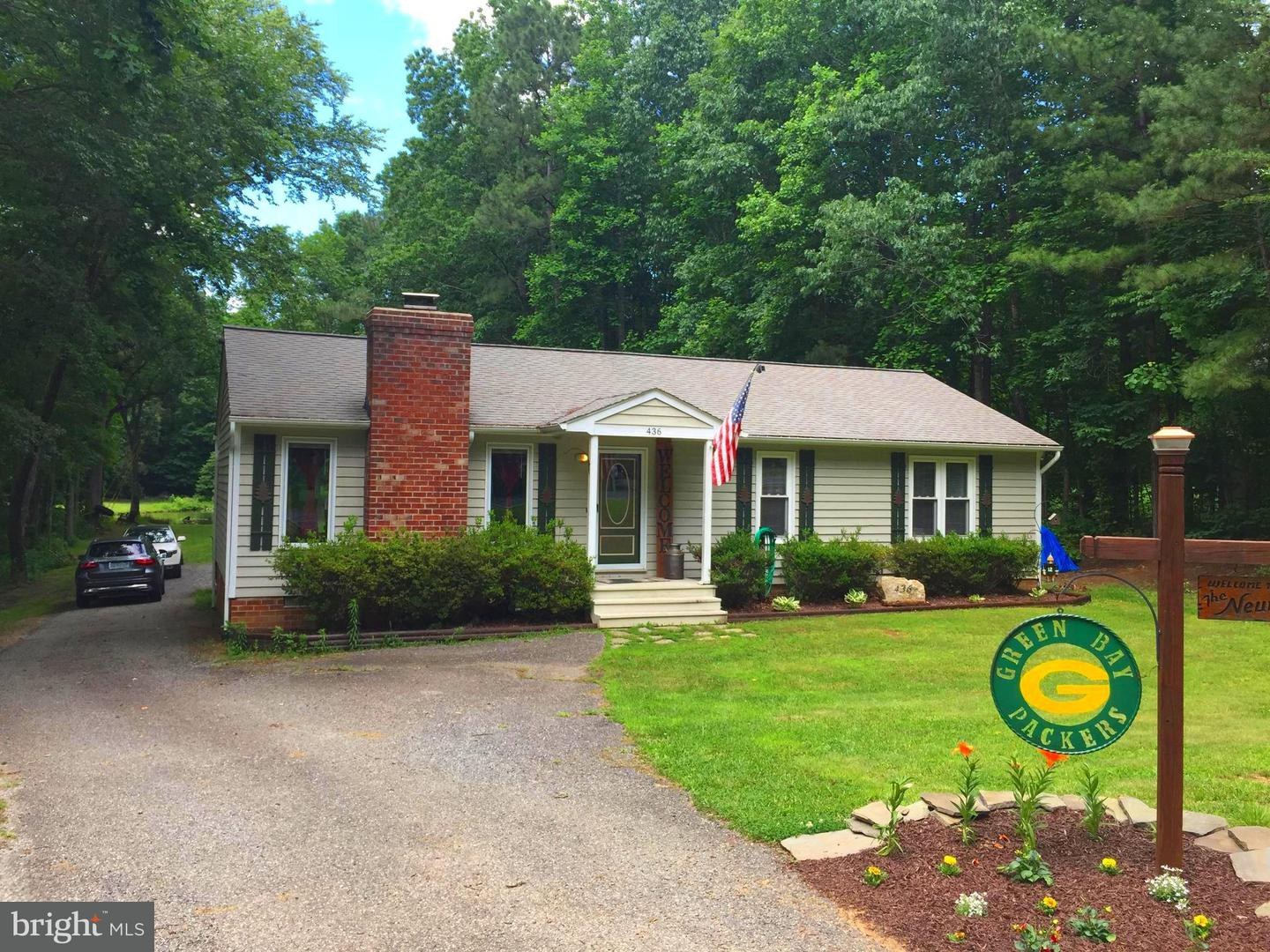 Other Residential for Rent at 436 Lake Caroline Dr Ruther Glen, Virginia 22546 United States