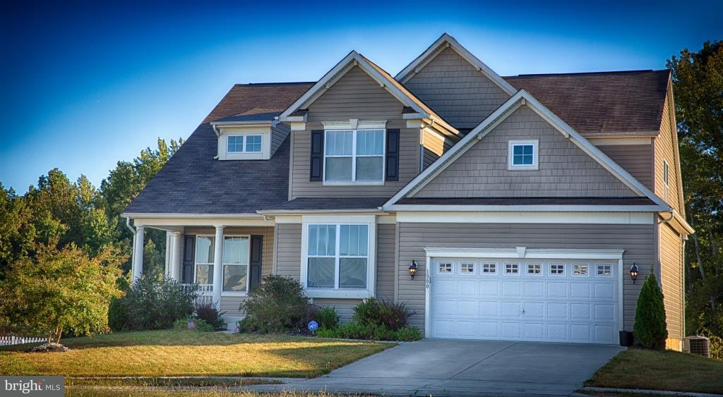 Casa Unifamiliar por un Venta en 1300 N Sewards Court 1300 N Sewards Court Aberdeen, Maryland 21001 Estados Unidos