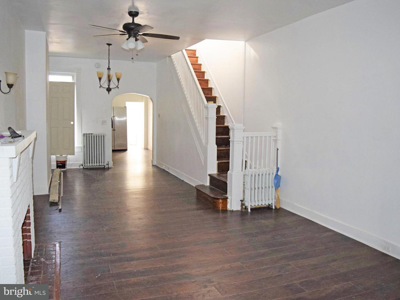 Single Family for Sale at 732 Patterson Park Ave Baltimore, Maryland 21205 United States