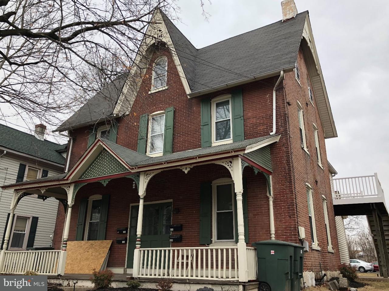 Quadraplex 为 出租 在 55 N MAIN ST #2ND FL Chalfont, 宾夕法尼亚州 18914 美国