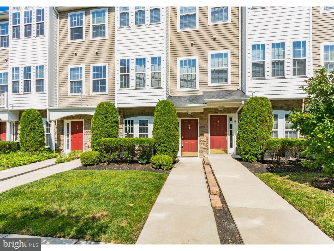 Townhouse for Rent at 8 SWAN Court Delanco Township, New Jersey 08075 United States