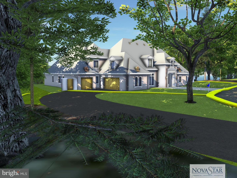 Land for Sale at 7717 James Pl Mason Neck, Virginia 22079 United States