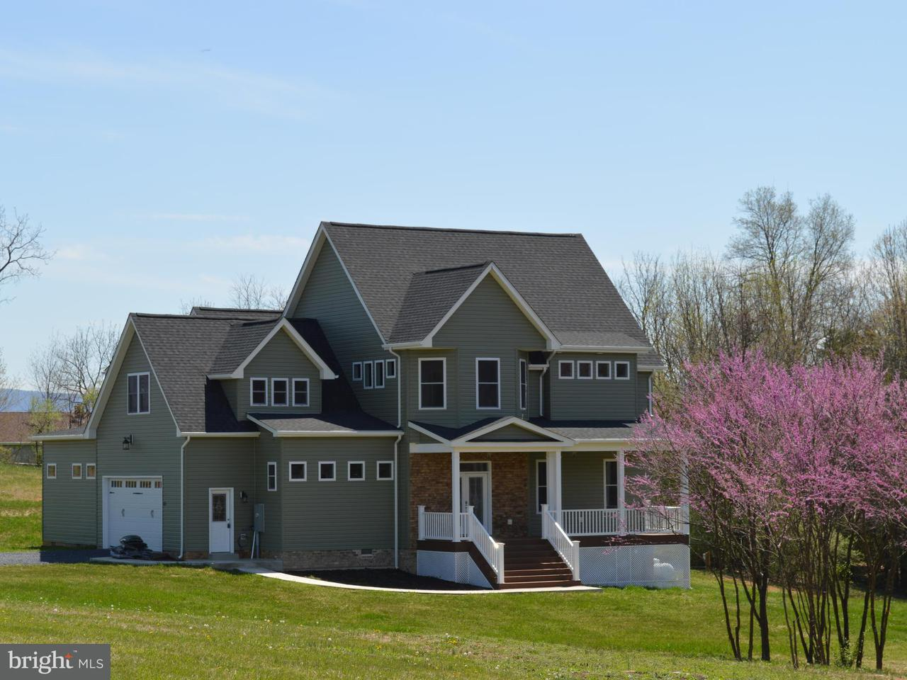 Single Family for Sale at 25 Fairview Cir Woodstock, Virginia 22664 United States