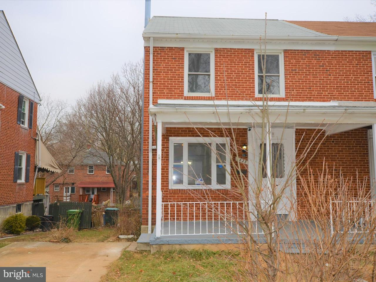 Other Residential for Rent at 3828 Evergreen Ave Baltimore, Maryland 21206 United States