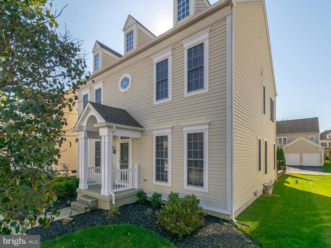 Casa Unifamiliar por un Venta en 203 OLIVER Drive Chester Springs, Pennsylvania 19425 Estados Unidos