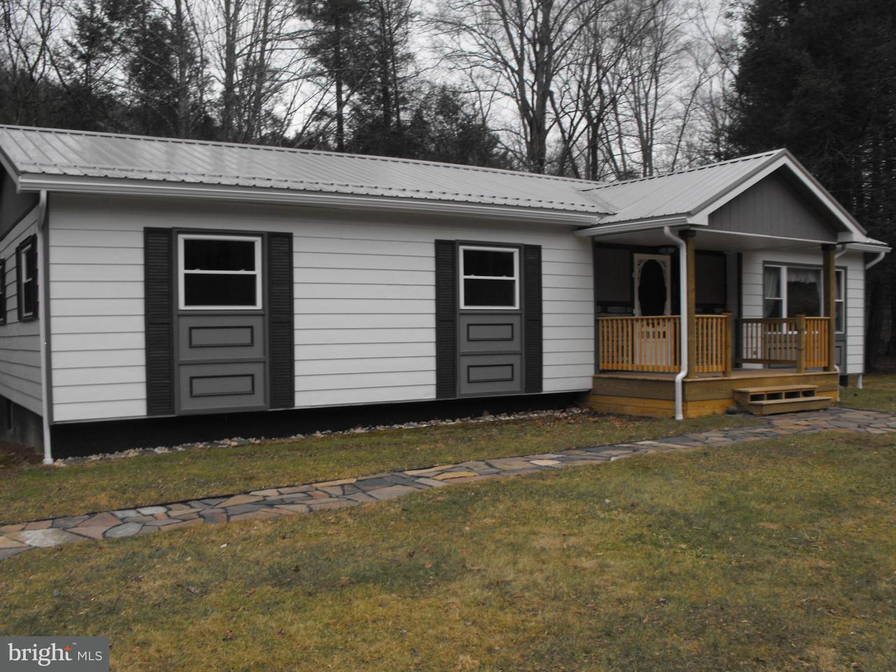 Single Family for Sale at 2652 Black Valley Rd Clearville, Pennsylvania 15535 United States