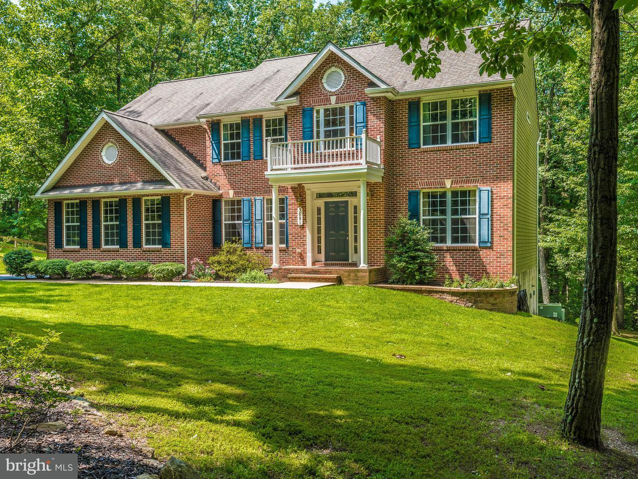 独户住宅 为 销售 在 3891 Buffalo Road 3891 Buffalo Road New Windsor, 马里兰州 21776 美国