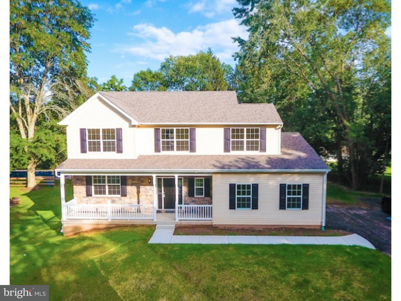 Частный односемейный дом для того Продажа на 130 FRENCH CREEK Drive Kimberton, Пенсильвания 19460 Соединенные Штаты