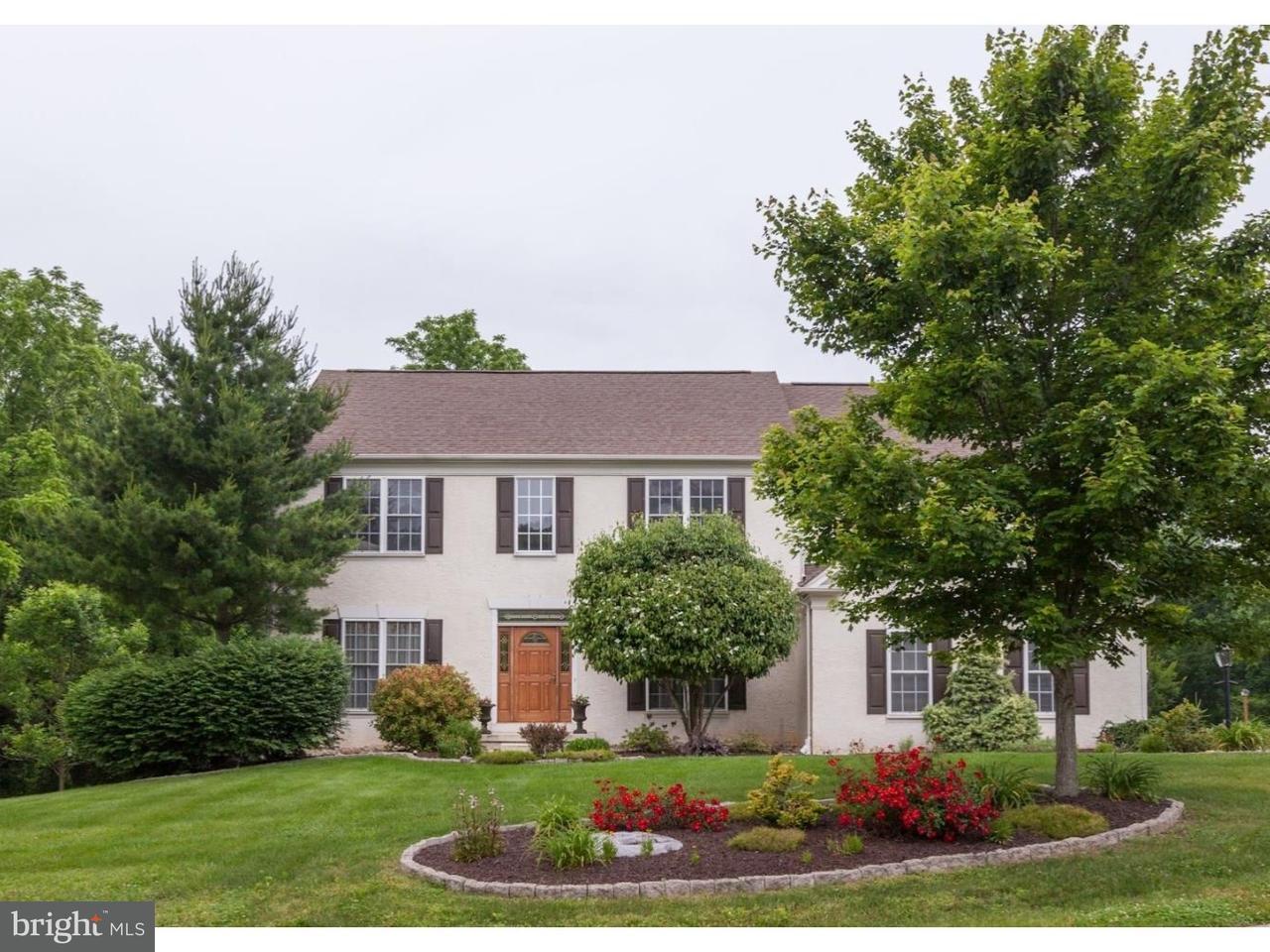 Casa Unifamiliar por un Venta en 121 BORDEN WAY Lincoln University, Pennsylvania 19352 Estados Unidos