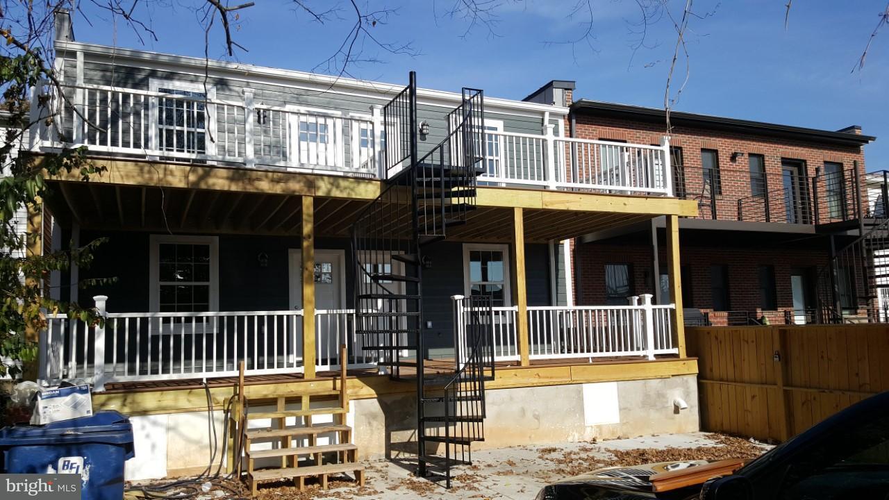 Additional photo for property listing at 709 Jackson St Ne #4 709 Jackson St Ne #4 Washington, Округ Колумбия 20017 Соединенные Штаты