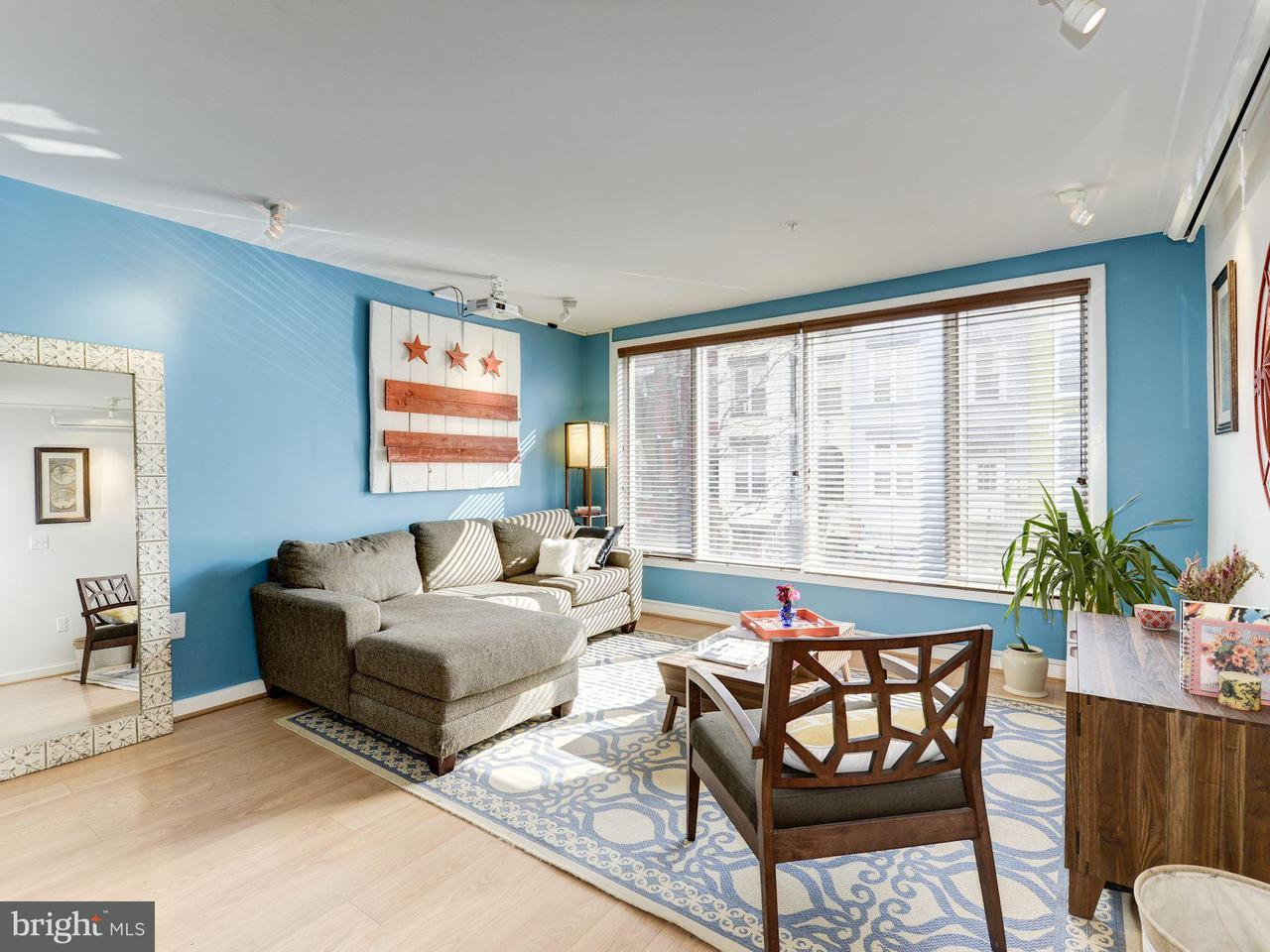 Condominium for Sale at 1423 Newton St NW #201 Washington, District Of Columbia 20010 United States