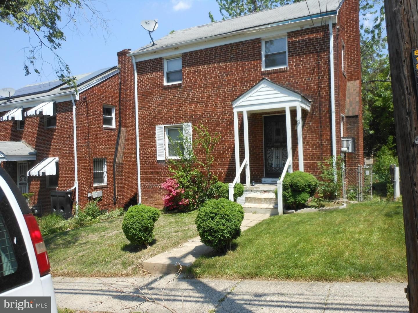 Single Family for Sale at 1228 46th St SE Washington, District Of Columbia 20019 United States