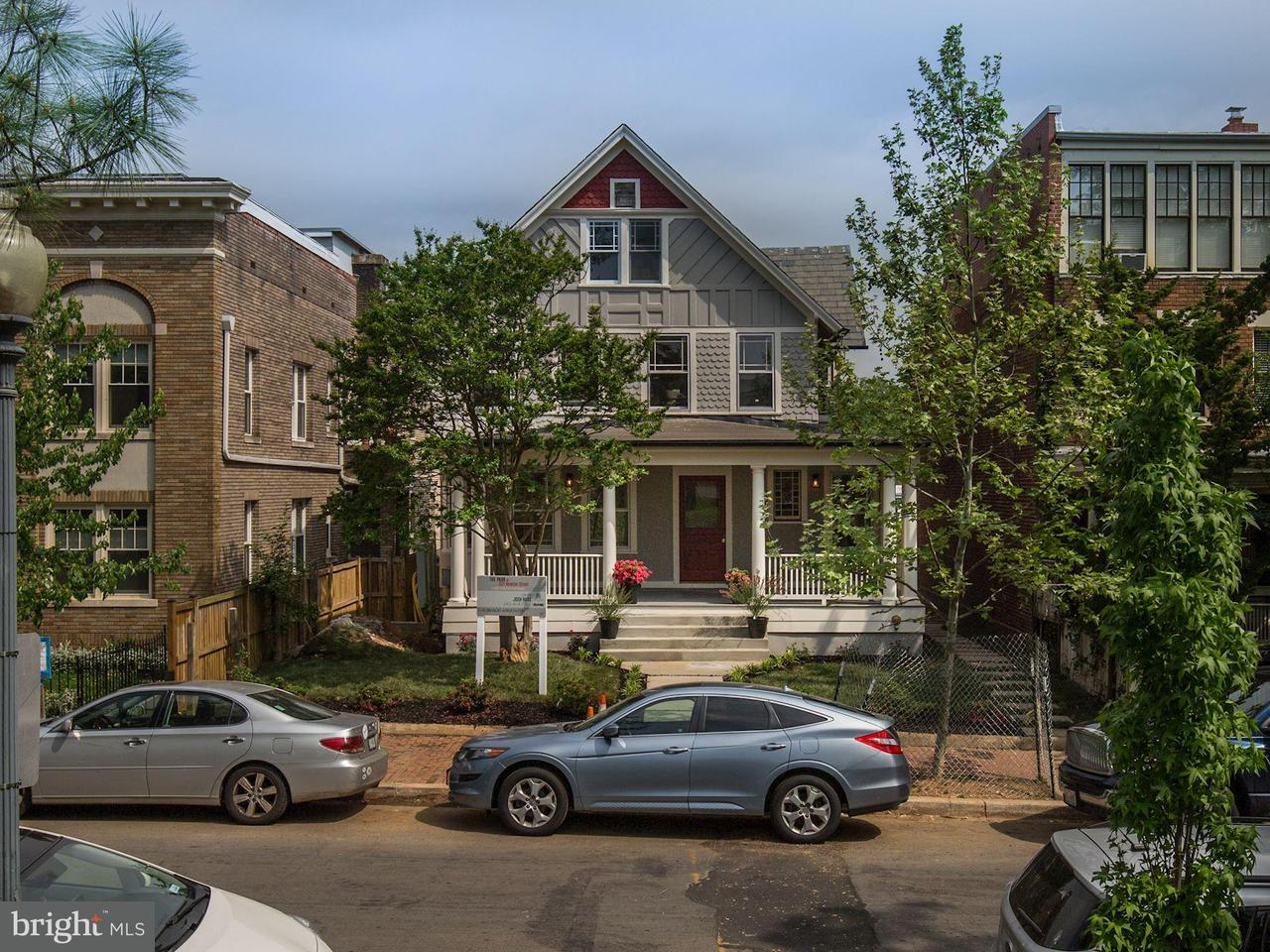 Condominium for Sale at 1821 Newton St NW #one Washington, District Of Columbia 20010 United States