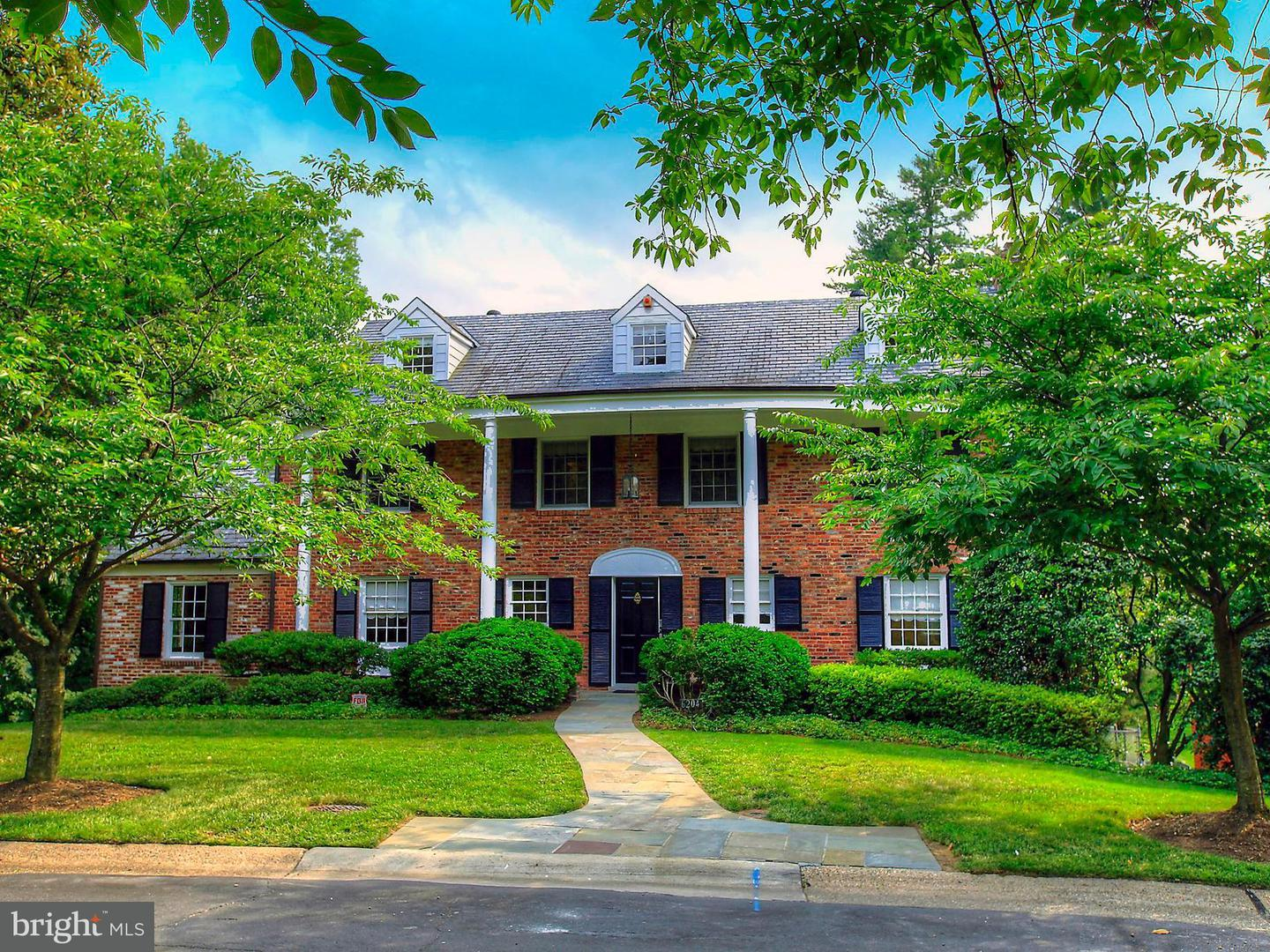 Other Residential for Rent at 6204 Garnett Dr Chevy Chase, Maryland 20815 United States