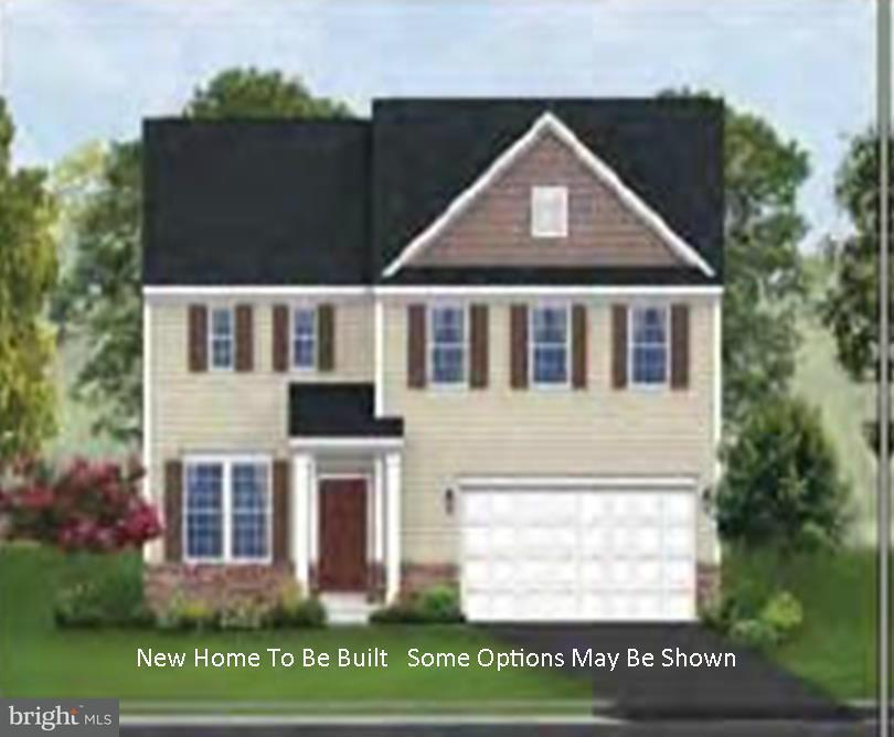 Single Family for Sale at 0 Rumsfield Rd #bristol 2 Plan Kearneysville, West Virginia 25430 United States