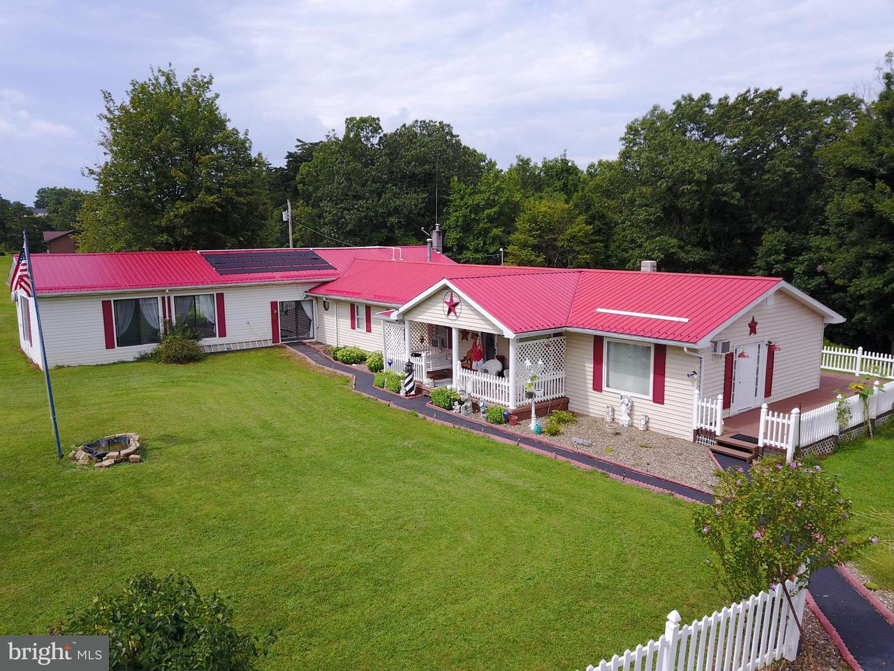 Single Family for Sale at 3034 Donaldson Loop Road Fort Ashby, West Virginia 26719 United States