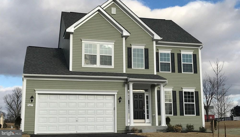 Photo of home for sale at 7788 Old Receiver Road, Frederick MD