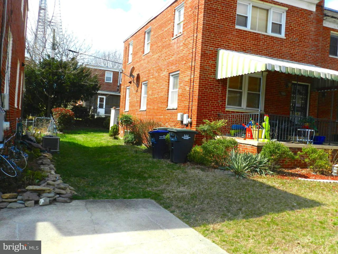 Single Family for Sale at 6006 7th Pl NW Washington, District Of Columbia 20011 United States