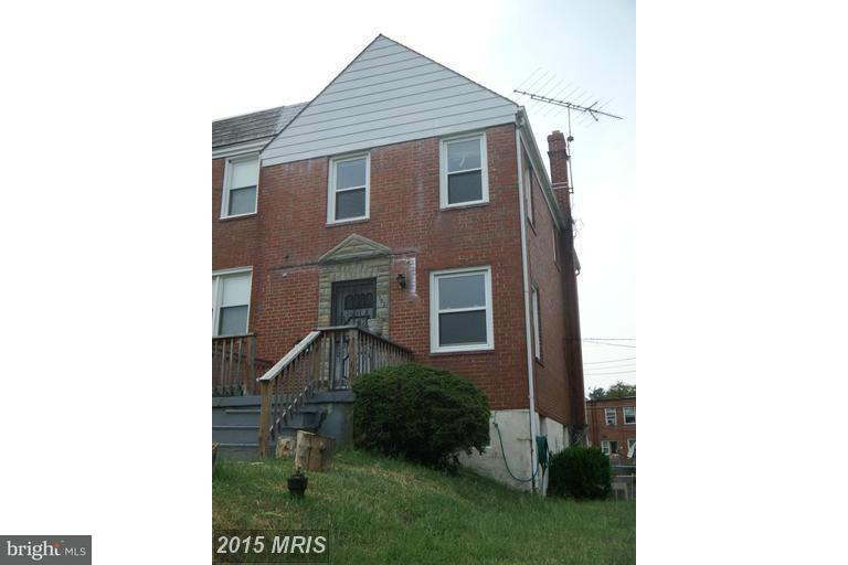 Single Family for Sale at 702 Bethnal Rd Baltimore, Maryland 21229 United States