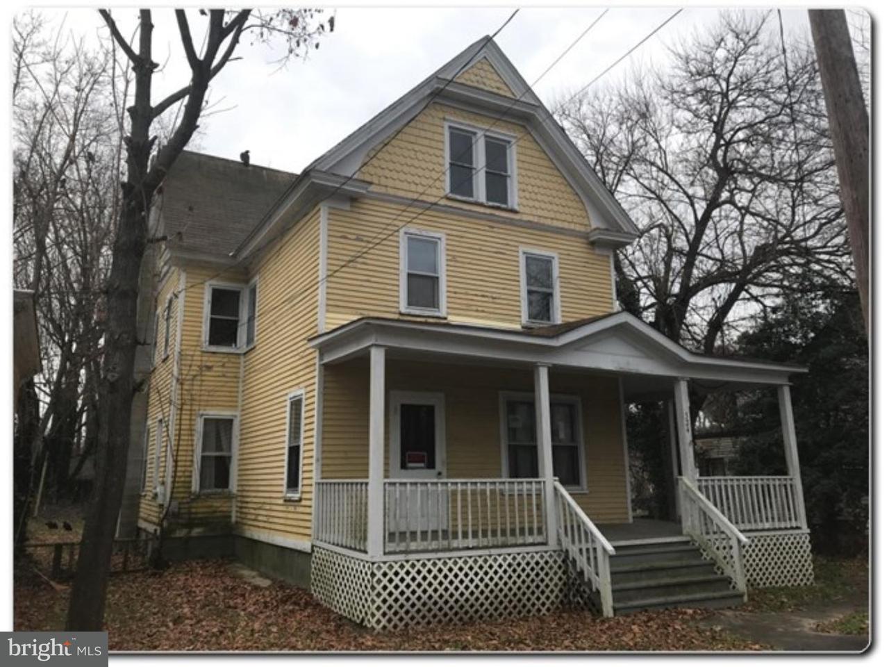 Maison unifamiliale pour l Vente à 324 METHODIST Road Newport, New Jersey 08345 États-Unis