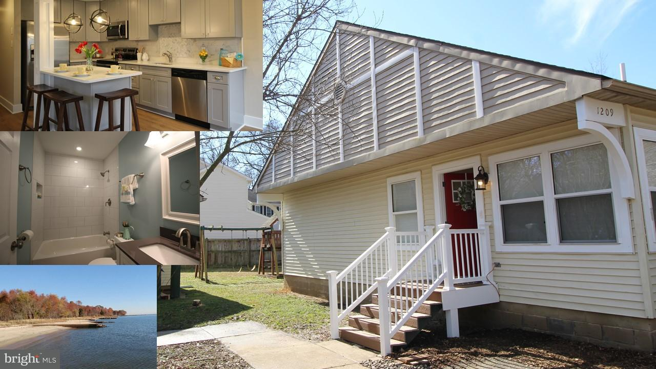Other Residential for Rent at 1207 Shesley Rd Edgewater, Maryland 21037 United States