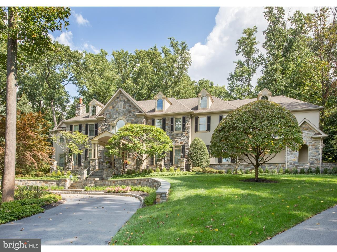 Single Family Home for Sale at 1000 RADCLIFF Lane Ambler, Pennsylvania 19002 United States