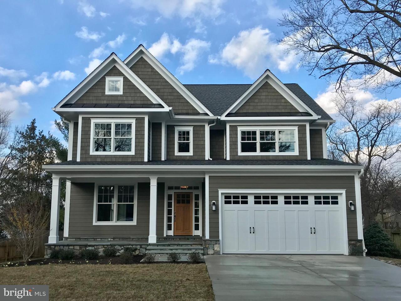 Einfamilienhaus für Verkauf beim 4419 Everett Street 4419 Everett Street Kensington, Maryland 20895 Vereinigte Staaten
