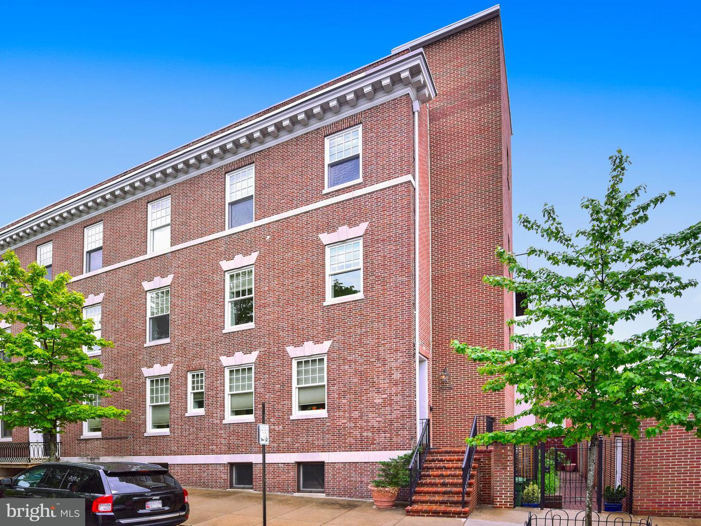 Single Family for Sale at 2225 Lombard St #3 Baltimore, Maryland 21231 United States