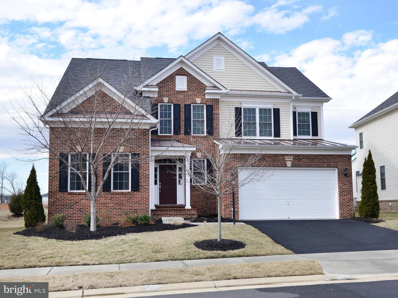 Single Family Home for Sale at 23233 Fallen Hills Drive 23233 Fallen Hills Drive Ashburn, Virginia 20148 United States