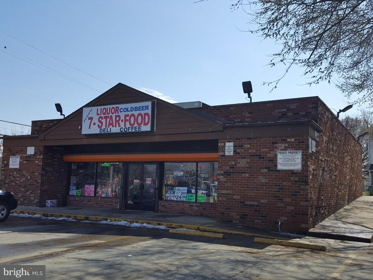 Commercial for Sale at 4220 Pennington Ave Baltimore, Maryland 21226 United States