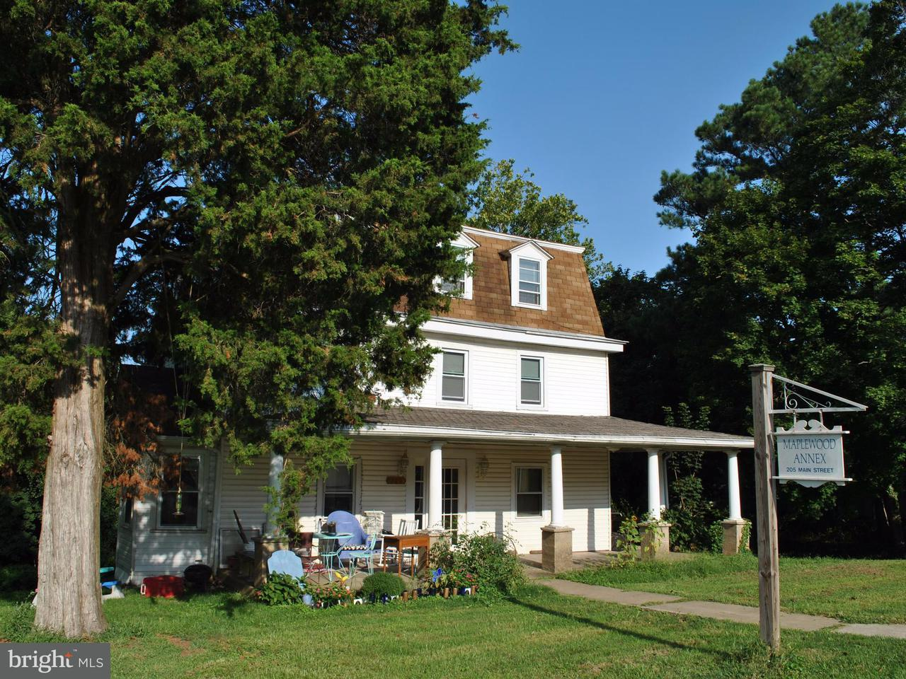 Other Residential for Sale at 205 Main St Betterton, Maryland 21610 United States