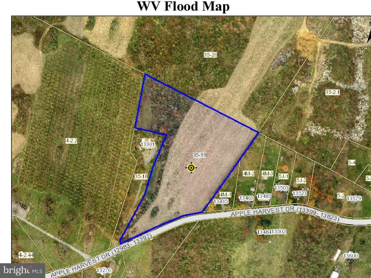 Land für Verkauf beim Apple Harvest Drive Apple Harvest Drive Martinsburg, West Virginia 25401 Vereinigte Staaten