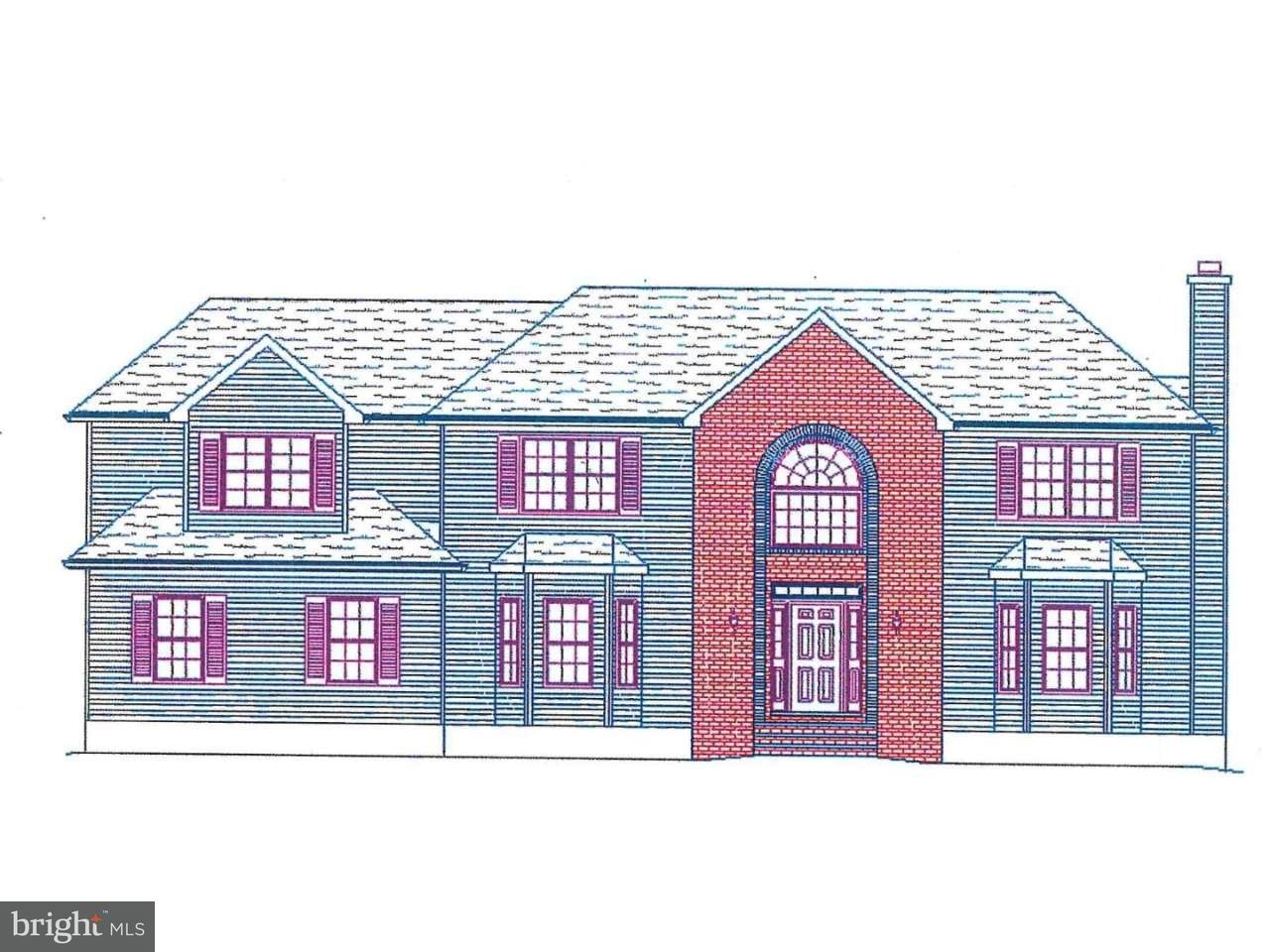 Частный односемейный дом для того Продажа на 5 SIENNA Court Robbinsville, Нью-Джерси 08691 Соединенные ШтатыВ/Около: Robbinsville Township