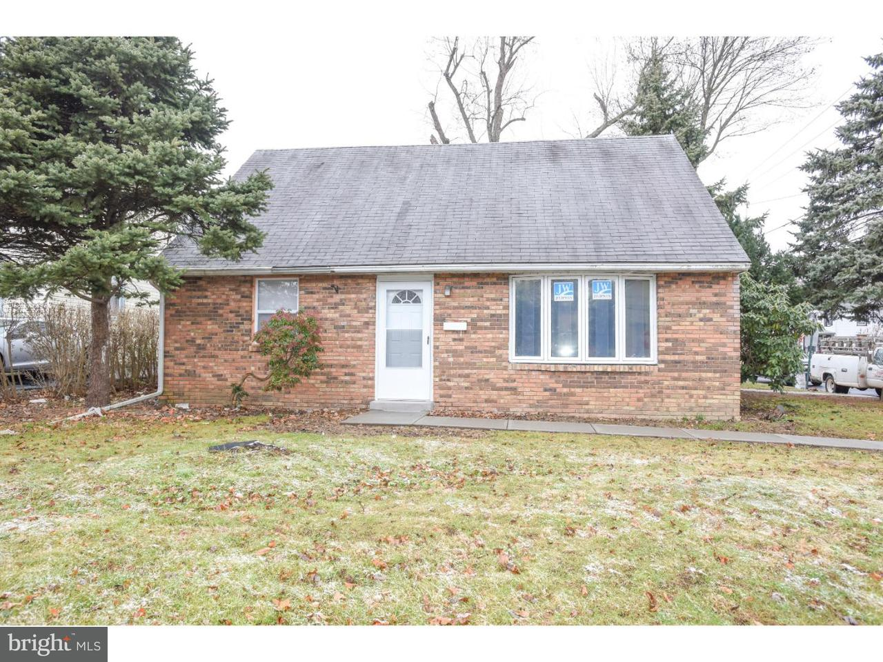 Single Family Home for Rent at 204 S PINE Street Langhorne, Pennsylvania 19047 United States