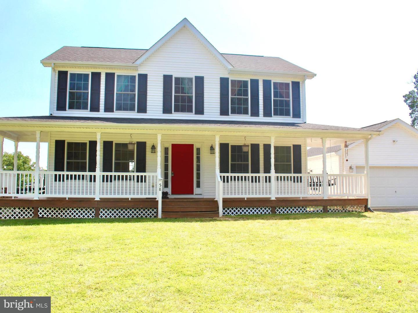 Single Family for Sale at 58 Sybil Dr Front Royal, Virginia 22630 United States