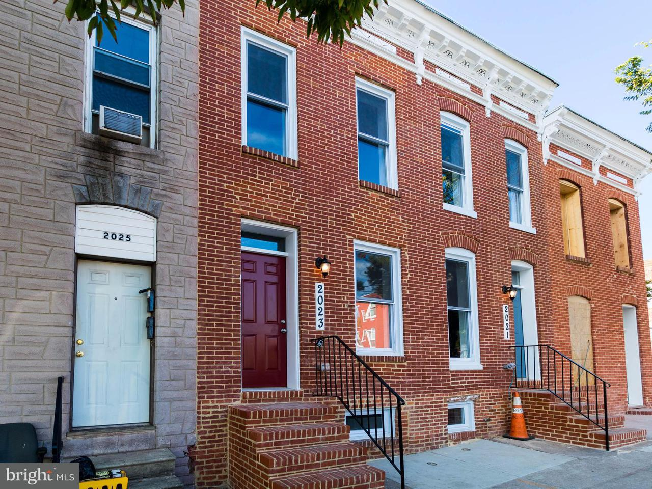 Other Residential for Rent at 2023 Mcelderry St Baltimore, Maryland 21205 United States