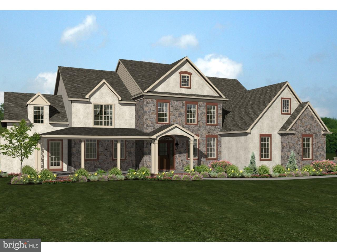 Частный односемейный дом для того Продажа на 1179 OLD BERNVILLE Road Leesport, Пенсильвания 19533 Соединенные Штаты