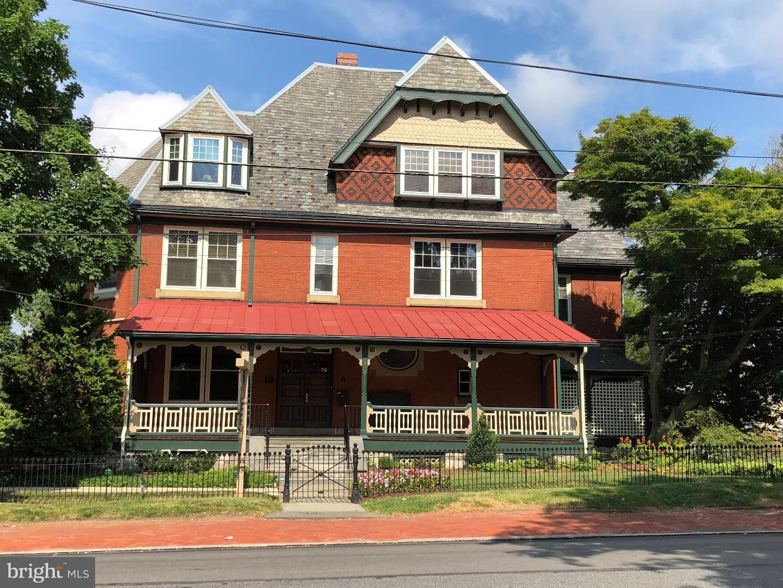 Casa Unifamiliar por un Venta en 216 S ORANGE Street Media, Pennsylvania 19063 Estados Unidos