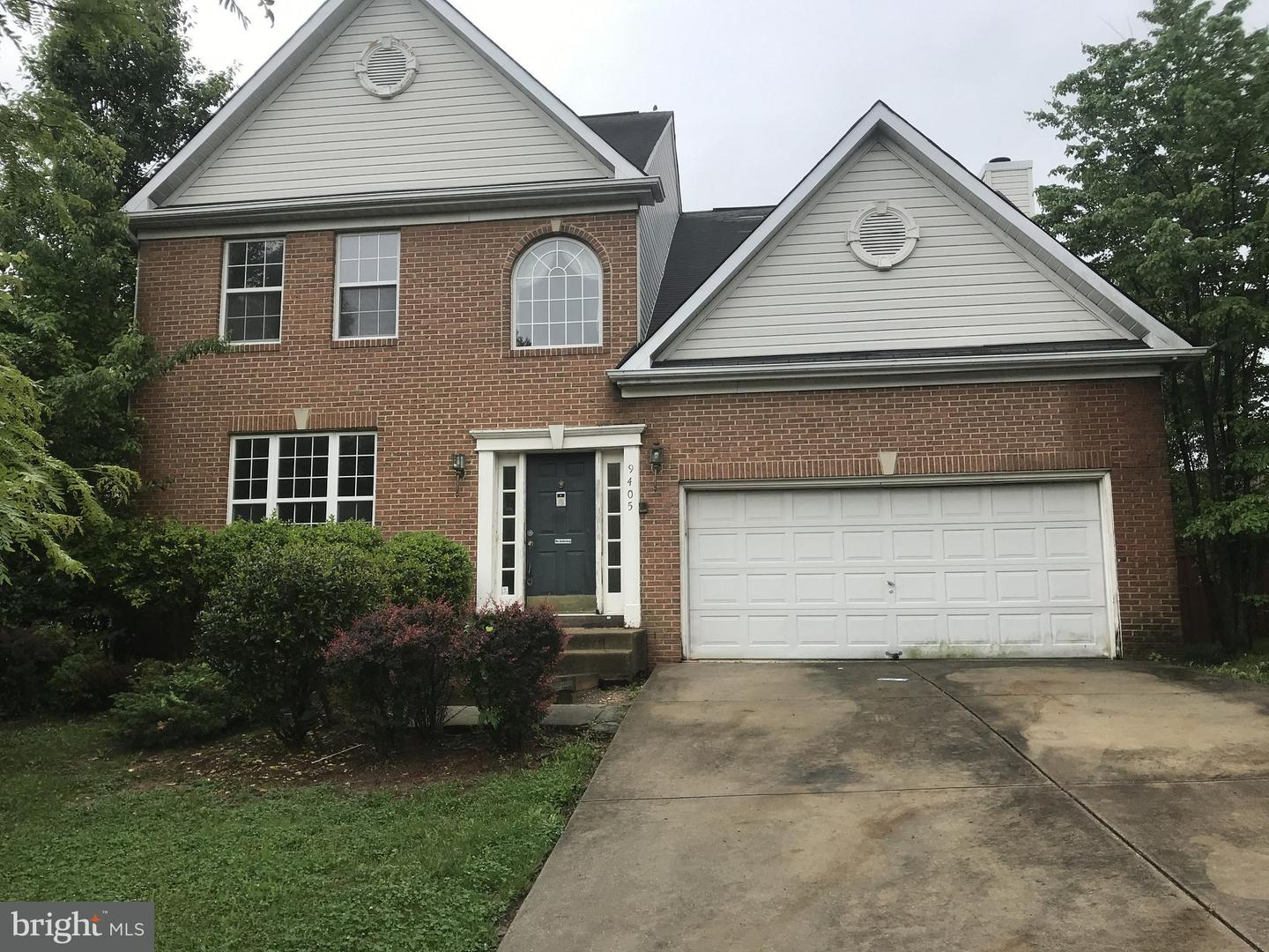 Single Family for Sale at 9405 Utica Pl Springdale, Maryland 20774 United States