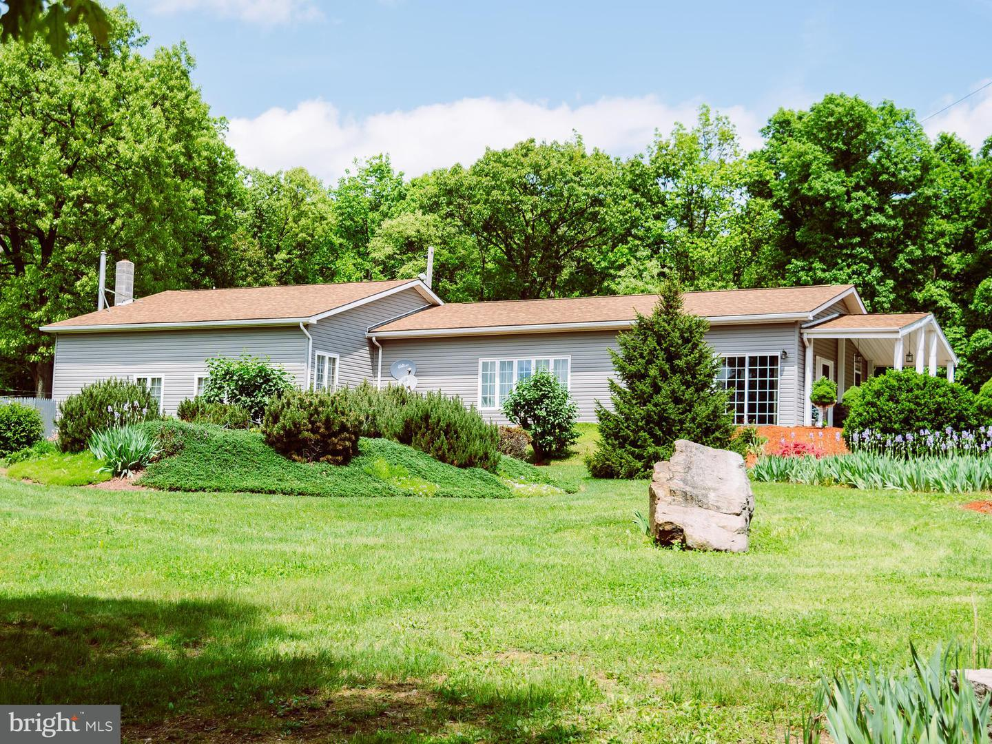 Single Family for Sale at 1393 Froggy Acres Dr James Creek, Pennsylvania 16657 United States