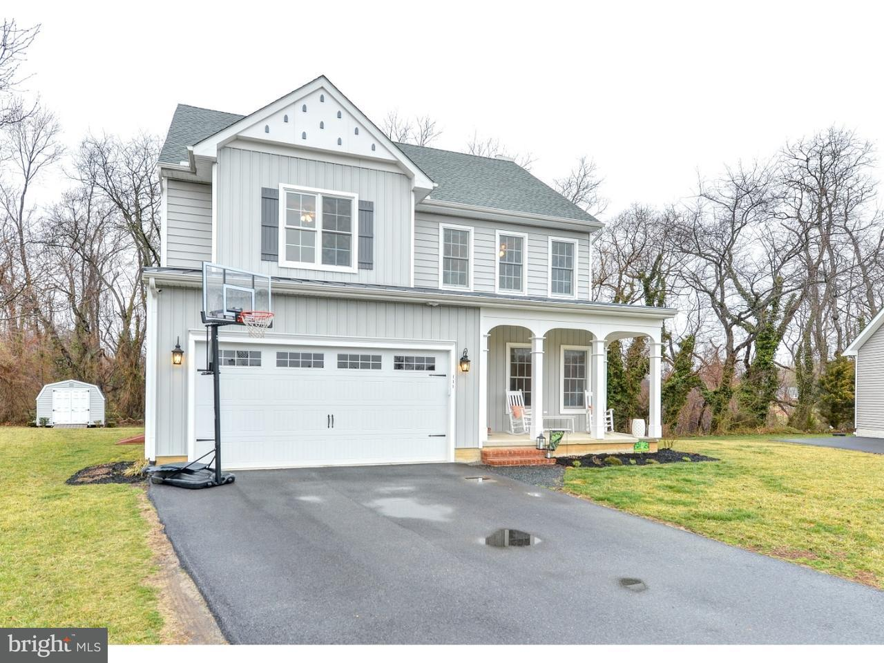 Частный односемейный дом для того Продажа на 111 LAURA Lane Galena, Мэриленд 21635 Соединенные Штаты