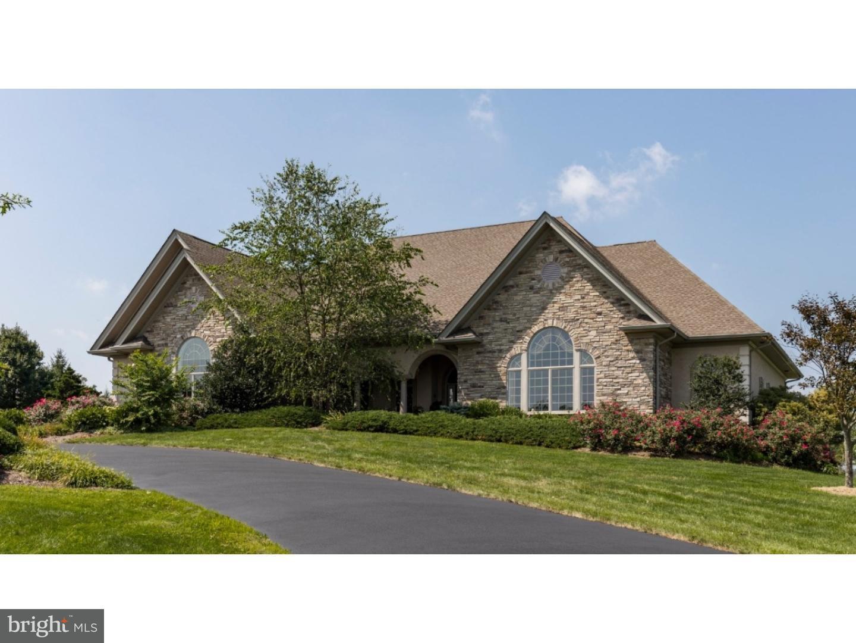 Einfamilienhaus für Verkauf beim 615 FAIRWAY Drive Telford, Pennsylvanien 18969 Vereinigte Staaten