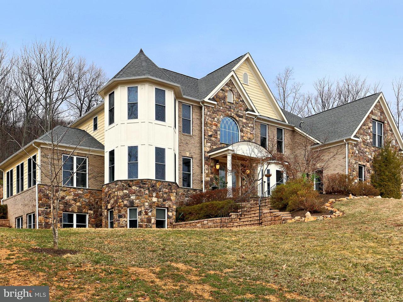 独户住宅 为 销售 在 3718 Mountain Road 3718 Mountain Road Haymarket, 弗吉尼亚州 20169 美国