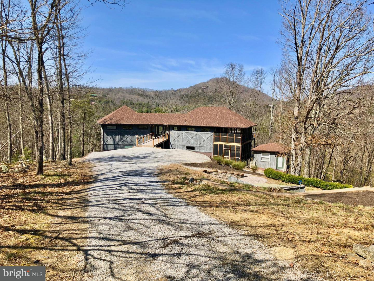 Single Family for Sale at 714 Meadow Ln Lost River, West Virginia 26810 United States