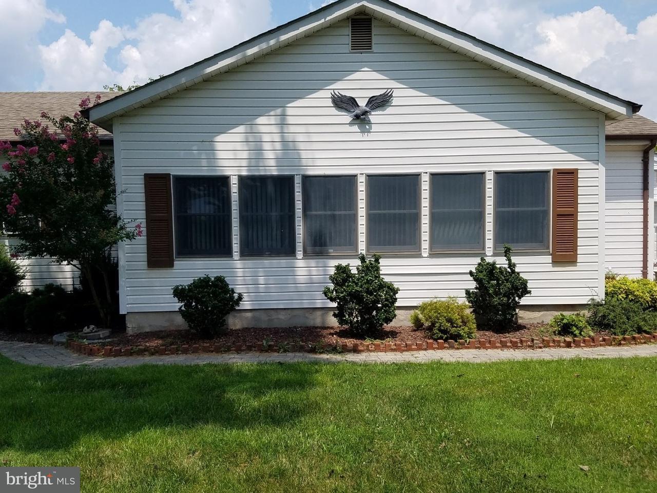 Enfamiljshus för Försäljning vid 4337 HALLTOWN Road Hartly, Delaware 19953 Usa