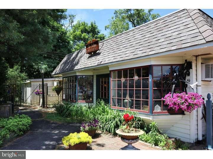 Maison unifamiliale pour l Vente à 5752 ROUTE 202 Lahaska, Pennsylvanie 18931 États-Unis