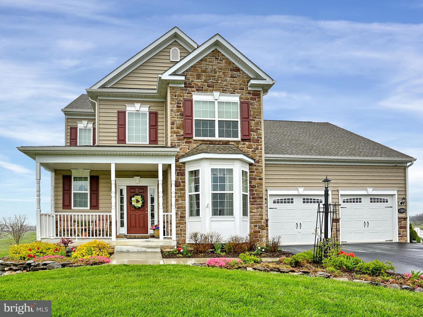 Single Family for Sale at 13215 John Martin Dr Williamsport, Maryland 21795 United States
