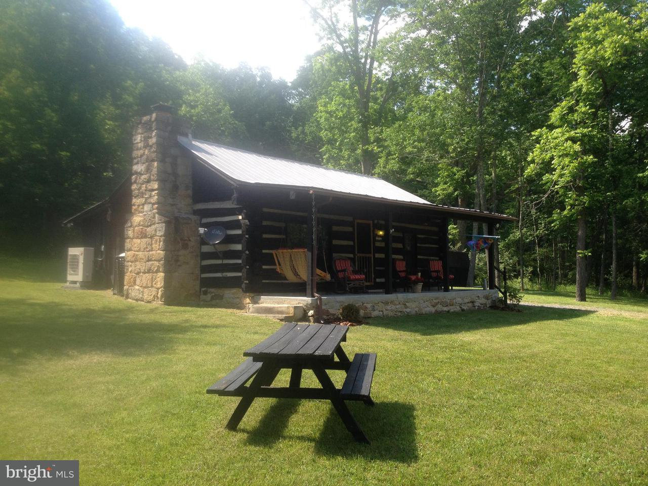 Single Family for Sale at 4039 Warden Lake S-D Wardensville, West Virginia 26851 United States