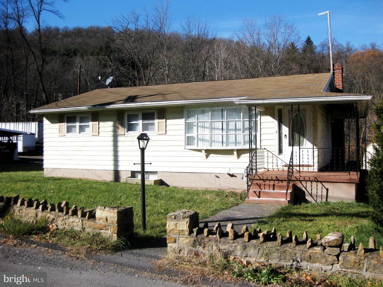 Single Family for Sale at 15945 Foundry Row NW Mount Savage, Maryland 21545 United States